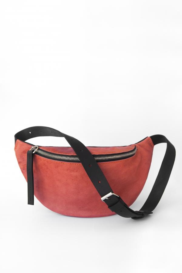 Поясная сумка Рея 2 (оранжевая)