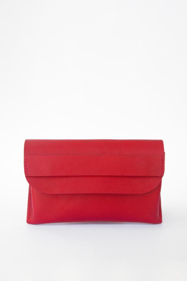 Поясная сумочка/клатч RED