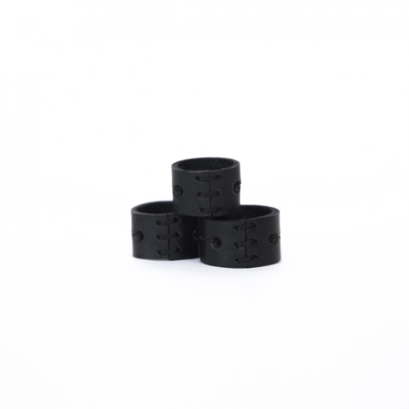 ring leather rings кольцо кожаное натуральная кожа кольца
